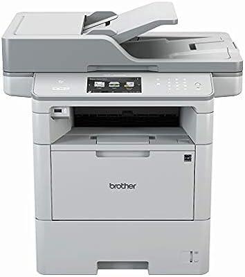 Brother DCPL6600DWG1 3IN1 S/W Impresora laser, A4: Amazon.es ...