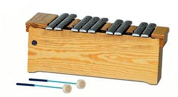 Metalófono alto, parte cromática by SAMBA