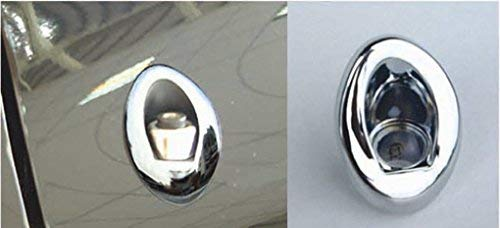 (PT Cruiser Antenna Bezel Cover Fits)