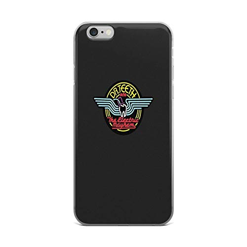 iPhone 6 Plus/iPhone 6s Plus Case Cases Clear Anti-Scratch Dr.Teeth and The Electric Mayhem - Color, Stickers Cover Case for iPhone 6 Plus, iPhone 6s Plus ()