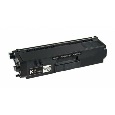 Do it Wiser ® Compatible Black Toner Cartridge For Brother HL-4140CN HL-4150CDN HL-4570CDW HL-4570CDWT MFC-9460CDN MFC-9560CDW MFC-9970CDW TN-315 TN315 - TN315BK - Extra High Yield 6,000 Pages Photo #2