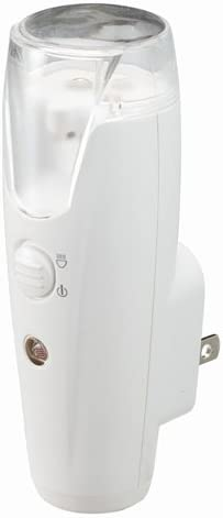 ヤザワ 充電式LEDセンサーナイトライト