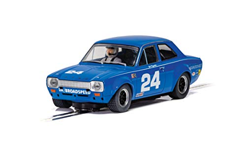 Scalextric Ford Escort MK I Datyona 1972 1:32 Slot