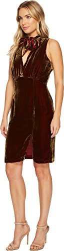 Womens Dress Elle Adelyn Chestnut Rae vganxPH