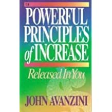 Powerful Principles of Increase