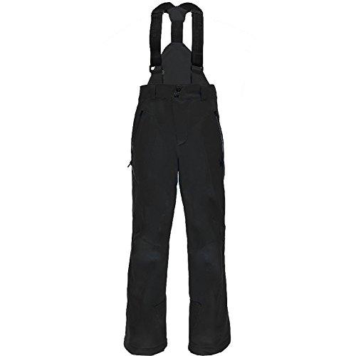 Spyder Kids Boy's Bormio Pants (Big Kids) Black 18 26 by Spyder (Image #1)