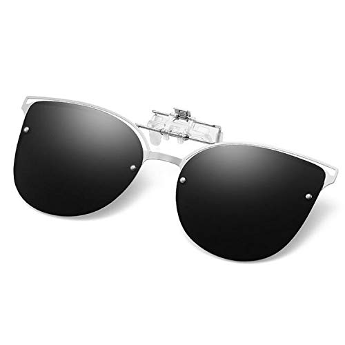 Clip-on Sunglasses For Women New Design Polarized Fashion Sunglasses For Driving, Outdoor Sports & Holidays ()