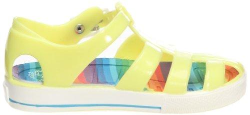 Colors of California2012 Sandalo Jelly Soletto Multicol - Zapato de baño Amarillo