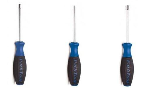 (Park Tools SW-16 16.3 18 Bike Spoke Nipple Wrenches Tool Kit)