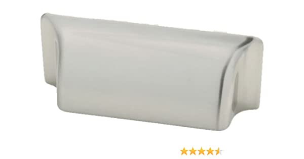 Brainerd 3-in Center-to-Center Satin Nickel Rectangular Cabinet Pull P39955V SN