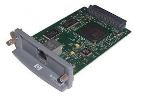 Hewlett Packard Refubish Jetdirect 620n Fast Ethernet 10/100Base-TX Server (J7934A) by HP