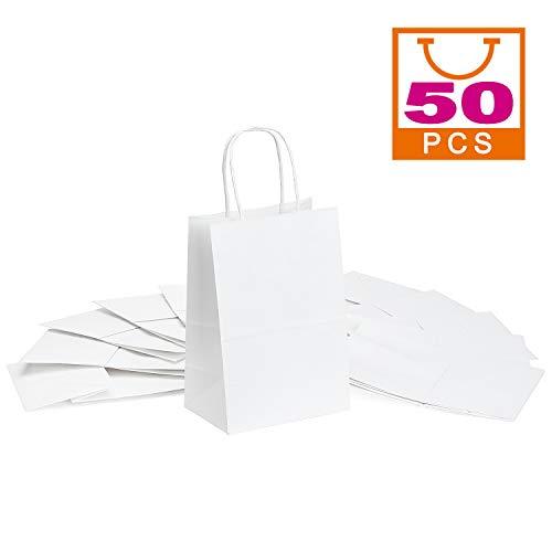 White Kraft Paper Bags 5