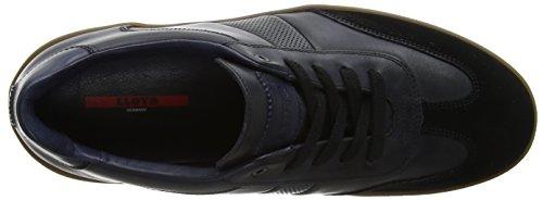 Baskets noir Oc Lloyd Hommes Noir Alaska PSnW8WAR