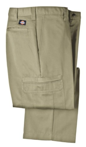 Dickies Occupational Workwear LP337DS 32x32 Cotton Relaxe...