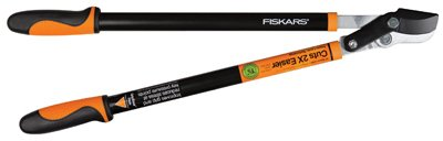Fiskars 391381-1001 28'' Power-Lever® Bypass Lopper by Fiskars (Image #1)