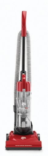 Mfg Metal - Dirt Devil Vacuum Cleaner Quick Lite Plus Bagless Corded Upright Vacuum UD20015