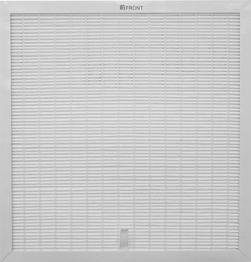 Spt Replacement - Sunpentown Spt Replacement Hepa Filter For Ac-2102