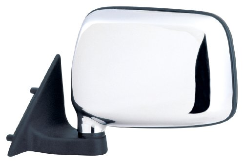 Oe Style Manual Replacement (Fit System 66006M Mazda Driver Side Replacement OE Style Manual Folding Mirror)
