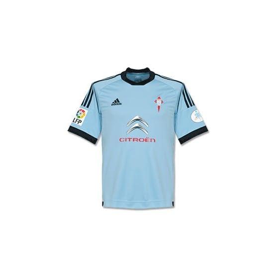 adidas Maillot Football Celta Vigo Domicile Bleu Ciel Neuf