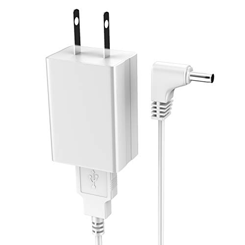 Dreamegg AC Adapter 5V/1.0A Applied to D1 and D3 Sound Machine ()