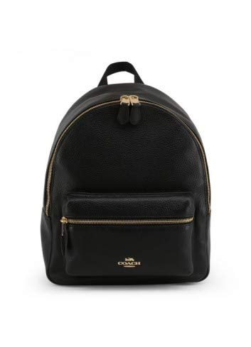 COACH F30550 MEDIUM CHARLIE BACKPACK Black