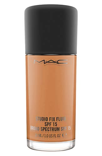 MAC Studio Fix Fluid Foundation SPF15 NW45