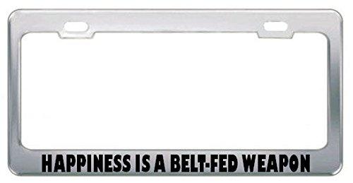 Moon Happiness es un cinturón Fed Armas Pistola matrícula ...