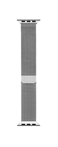 Apple Milanese Loop Band - 42mm - Silver by Apple
