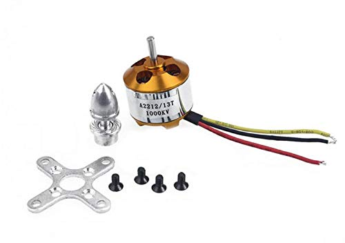 -  Orcbee  _A2212 1000Kv Brushless Drone Outrunner Motor for Aircraft Helicopter Quadcopter