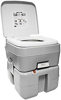 Earthtec ETEC 5-Ga. Non-Stick Sanitary Portable Toilet Bowl
