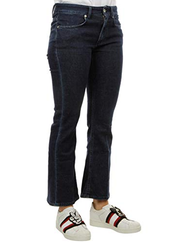 Jeans Algodon Dondup Azul Dp332ds188cs70bcsp800 Mujer rnqqTFIWX