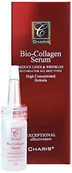 Charis Bio-Collagen Serum Reduce Lines & Wrinkles High Concentrated Formula (For All Skin Type) 10ml