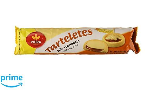 Vieira Galletas - Paquete de 16 x 165 gr - Total: 2640 gr: Amazon.es: Alimentación y bebidas