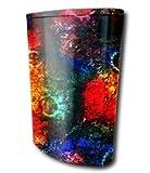 JWraps Dyed Wood 4 Custom Designed E-Cigarette Protective Vinyl Skin Wrap for Pinoeer4you IPV5 MOD Vaporizer