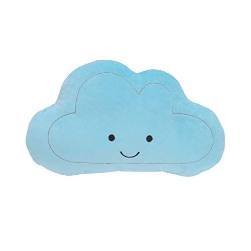 (Little Love by NoJo Happy Little Clouds Plush Pillow)