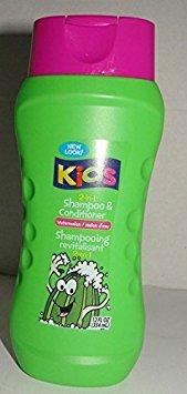 Girls Bath/Spa Time Fun Bundle Gift Set: 1 Purple Hair Bow Watermelon Spray-On Detangler 2 in 1 Shampoo & Condition Bath Wash Bath Sponge