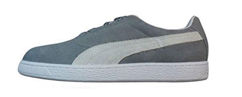 Puma - Zapatillas de deporte para hombre GRIS/BLANC