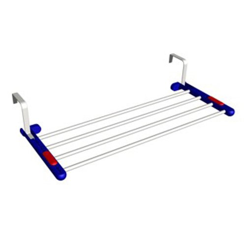 Leifheit Quartett Over-the-Door Clothes Drying Rack