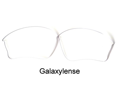 Galaxy Replacement Lenses For Oakley Half Jacket XLJ Crystal - Jacket Xlj Oakley Half Lenses Replacement