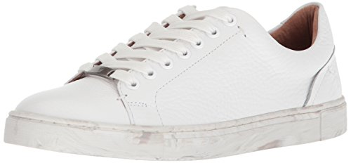 FRYE Women Ivy Low Lace White