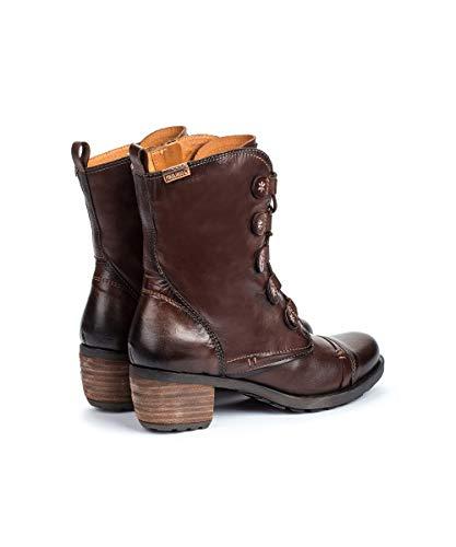 olmo Pikolinos Mans Richelieu edf Chaussures Le 4 Braun Femme 838 rqwgr58