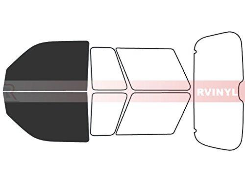 Rtint Window Tint Kit for Ford Explorer 1998-2003 (2 Door) - Front Kit - 20%