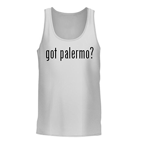 fan products of got palermo? - A Nice Men's Tank Top, White, Large
