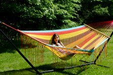 Breezy Point American Style Mayan Mexican Hammock