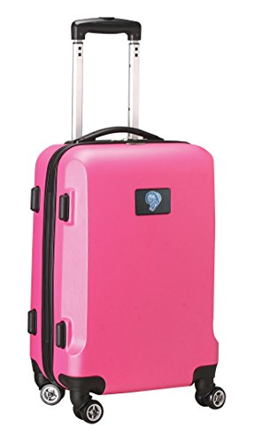 NFL St. Louis Rams Hardcase Domestic Carry-On Spinner Bag, Pink, 20-Inch by Denco
