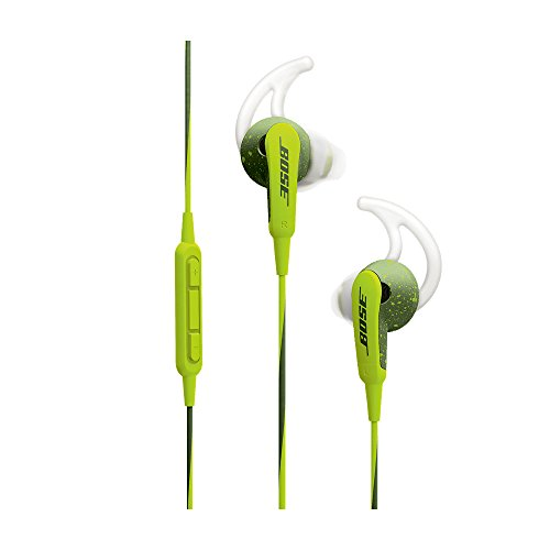 Bose SoundSport in-ear headphones - Apple devices, Energy Green - 741776-0030