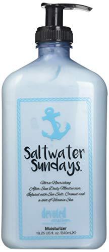 2018 saltwater sundays moisturizer