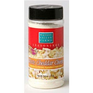 White Cheddar Cheese Popcorn Seasoning, Fat Free - 5.2 oz.