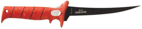 Bubba Blade 7-Inch Tapered Flex Fillet Knife, Outdoor Stuffs