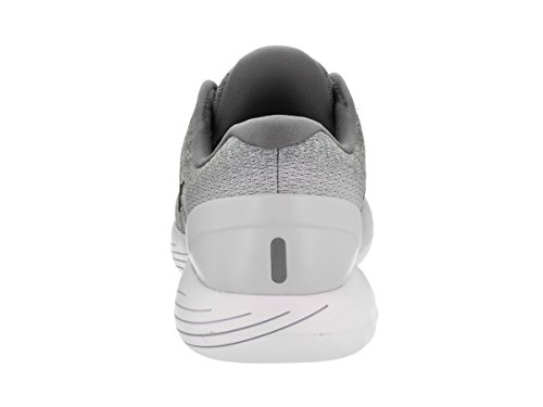 Zapatillas running Nike Lunarglide 9 Cool Gray / Black Pure Platinum 11 Hombre EE. UU.
